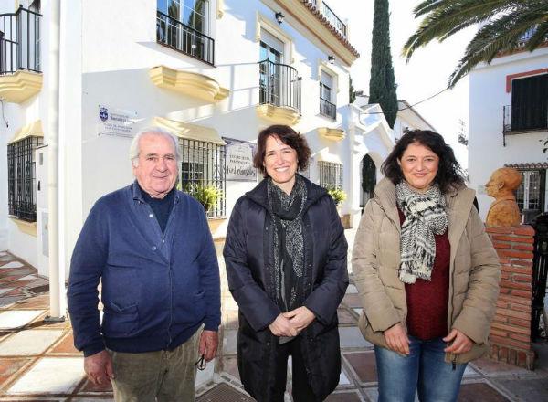 El Centro de Participación Activa de Mayores Silvestre González pone en marcha el grupo de intercambio de idiomas.