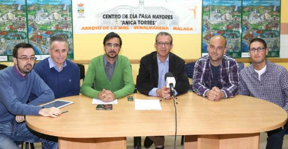 La Delegación de Bienestar Social y Tercera Edad presenta el nuevo taller que se impartirá en 'Anica Torres'