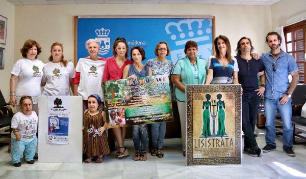 Alezeia Teatro realizará una representación de 'Lisistrata' a beneficio de la Asociación Watoto Upendo