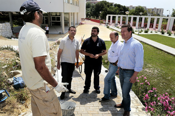 El Ayuntamiento mejora las instalaciones del Parque Innova