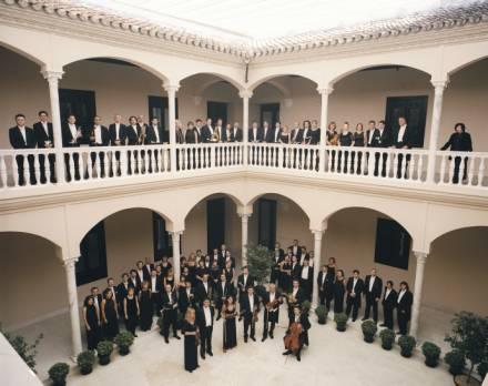Programa de la Orquesta Filarmonica de Málaga