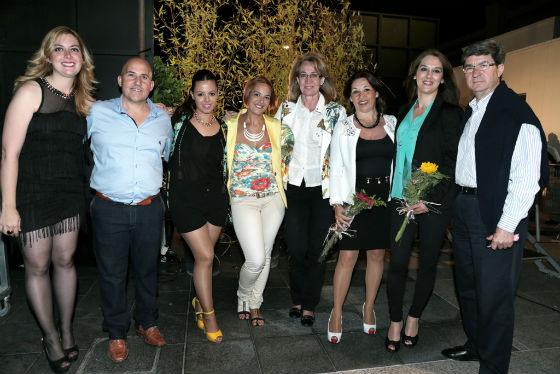 La segunda noche de la Pasarela de Moda de Benalmádena cosecha un nuevo récord de participación