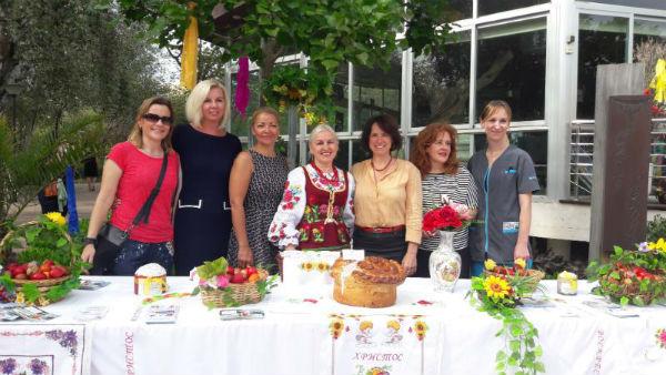 La Concejala Ana Schermam participó en la Celebración de la Pascua Ortodoxa