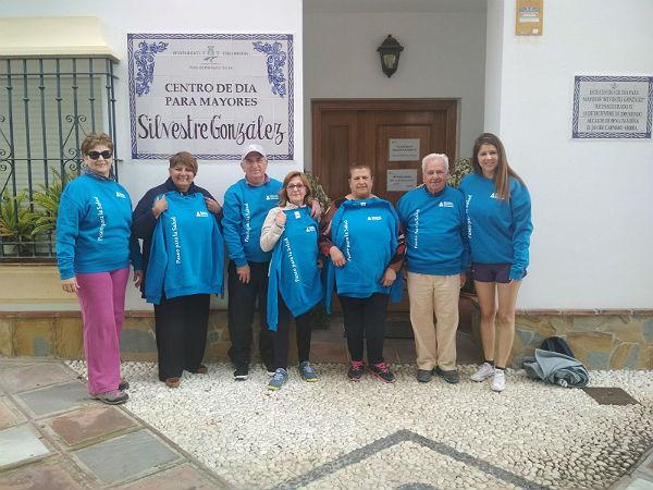 El Centro de Participación Activa de Mayores Silvestre González retoma Los Paseos Para la Salud