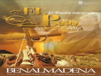Novedades en la Representación del Paso de Benalmádena.
