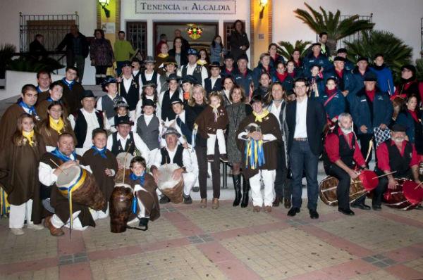 La Casa de la Cultura acoge el XVII Certamen de Pastorales organizado por la Peña Rociera de Arroyo de la Miel