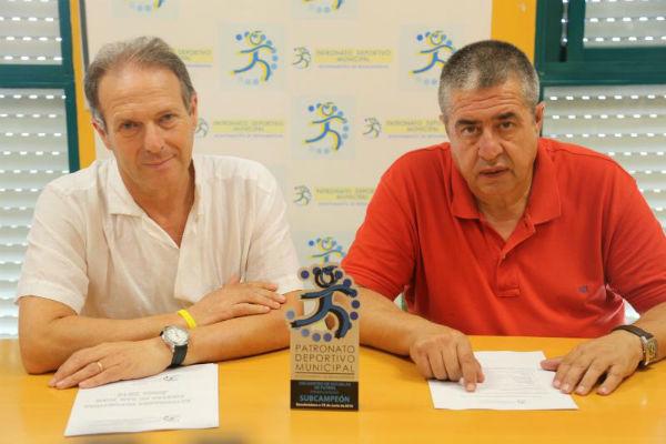 El Concejal de Deportes presenta el Programa de Actividades de la Feria de San Juan y del Verano 2016