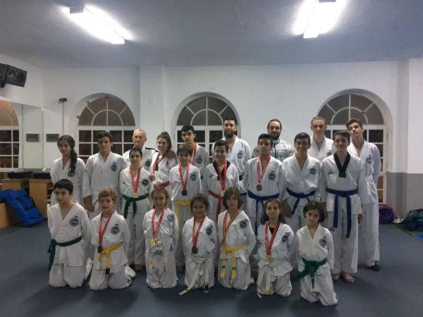 Éxito de la escuela de Taekwondo de Benalmádena Pueblo
