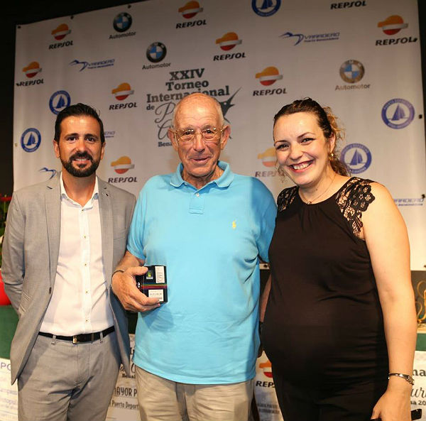 La embarcación Colicresta, ganadora de la XXIV Edición del Torneo de Pesca de Altura