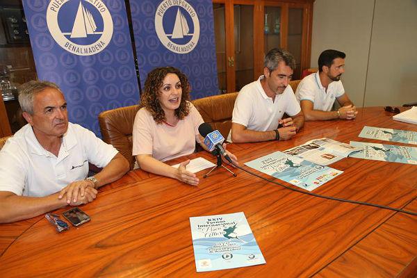 El Ayuntamiento de Benalmádena acoge la Presentación del XXIV  Torneo ...