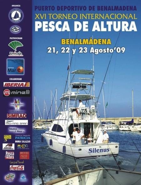 XVI Torneo Internacional Pesca de Altura
