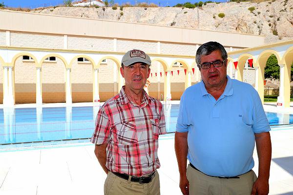 Reapertura de la piscina municipal el próximo sábado 17 de junio