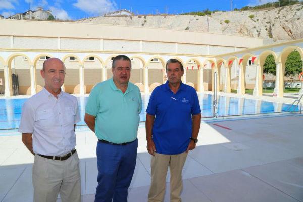 El sábado 18 reabre la piscina municipal del Polideportivo de Benalmádena Pueblo