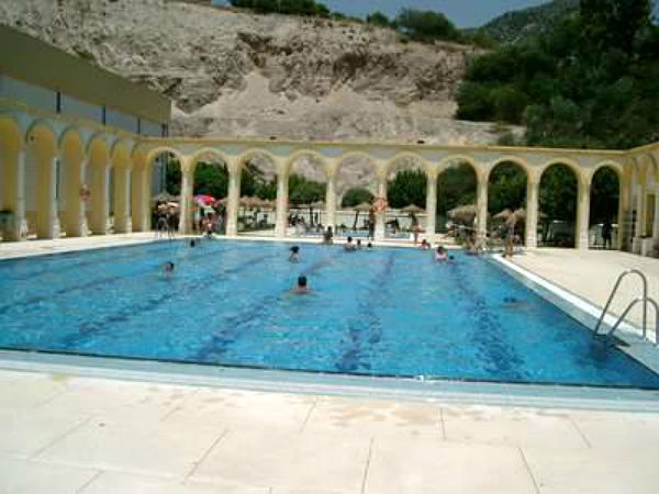 Éxito de la 32ª Jornada del Circuito Provincial de Natación disputado en la piscina municipal de Benalmádena Pueblo