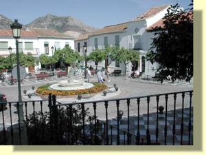 La plaza de España acogerá los actos del Día de Andalucía