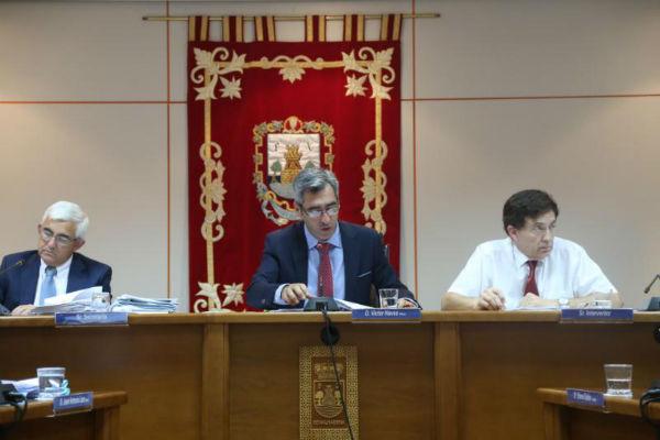 El Pleno aprueba una moción institucional para dotar al hospital de ...