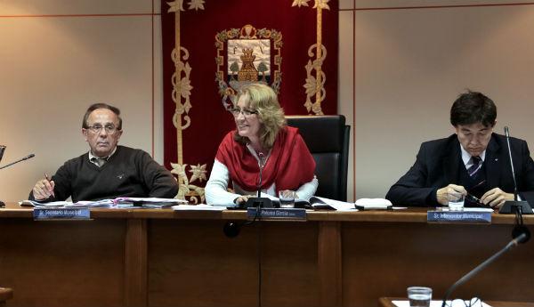 El Ayuntamiento aprueba poner a disposición del Ministerio de Fomento los terrenos para acometer la remodelación del KM-222
