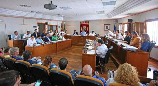 El Equipo de Gobierno llevará al Pleno de julio de 2017 una moción para que los partidos se pronuncien sobre la paralización de la construcción del Punto Limpio