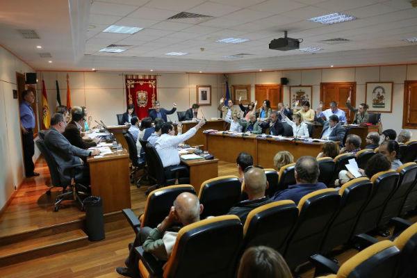 El Pleno aprueba sin el apoyo del PP una moción para solicitar al Ministerio ...