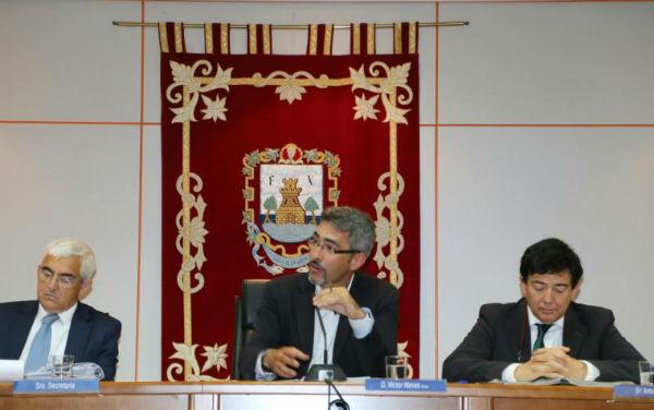 El Ayuntamiento aprueba el expediente de honores y distinción de Jaime ...