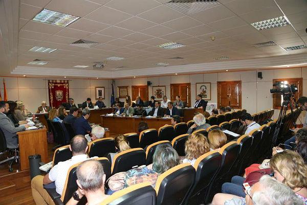 El Pleno aprueba la creación de una comisión especial para el estudio de la problemática de los operadores de sala