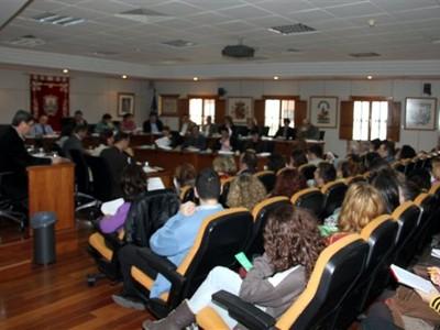 Conmemoración del Día de la Discapacidad en el Ayuntamiento