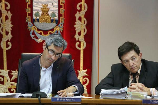 El Ayuntamiento de Benalmádena solicitará al Ministerio de Hacienda autorización para usar el superávit para iniciar las obras del apeadero del cercanías en Nueva Torrequebrada
