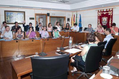 El Ayuntamiento Aprueba la Obtención de los Terrernos que Permitirán Conectar la Viñuela y Torrequebrada.