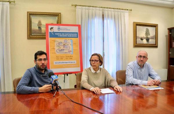 Benalmádena pondrá en marcha su Portal de Participación y Decisión Ciudadana el próximo 15 de marzo
