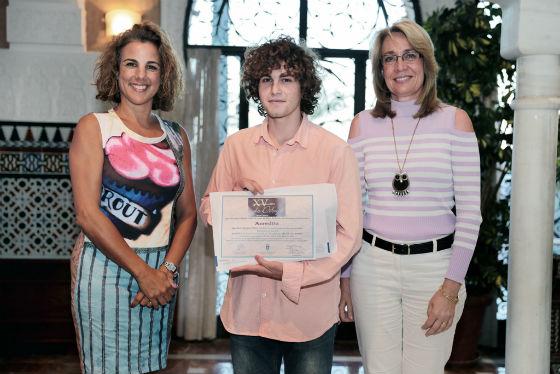 El joven benalmadense Sergio Duro gana el XV Certamen Nacional de Dibujo 'Felipe Orlando'
