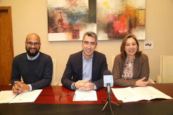 El Alcalde Víctor Navas presenta la X Edición del Premio de Igualdad Clara Campoamor