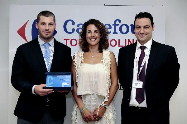 El Centro Municipal de Formación Benalforma entrega a Carrefour el Premio de Excelencia