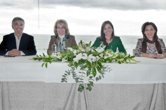 La alcaldesa felicita al Hotel Aleysa, galardonado por segundo año consecutivo con el primer premio de los 'Travellers Choice' en la categoría de Top Lujo