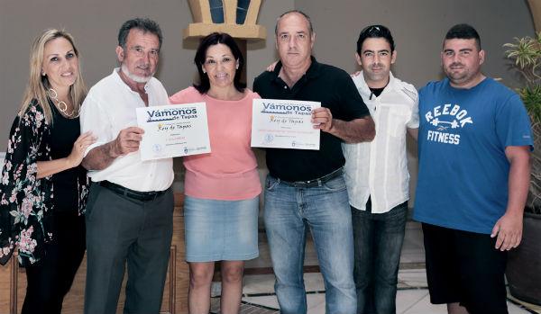 Los restaurantes 'Casa Emilio' y 'Bodega Nazarí' ganadores de la VII Ruta de la Tapa de Arroyo de la Miel