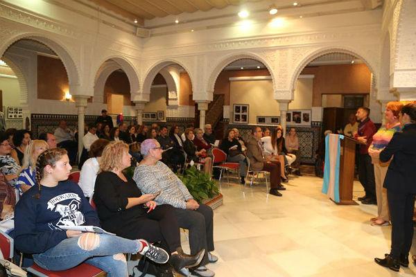 El Castillo del Bil-Bil acogió la entrega de los Premios Arco Iris