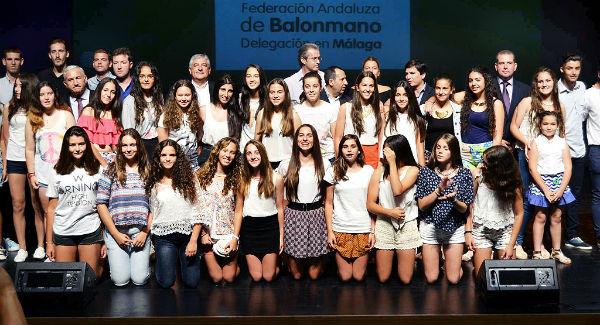 La Diputación reconoce la labor de la Asociación Deportiva Maravillas de Benalmádena