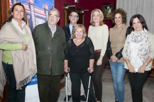 La alcaldesa preside la entrega de premios del VIII Concurso de Poesía de Afesol