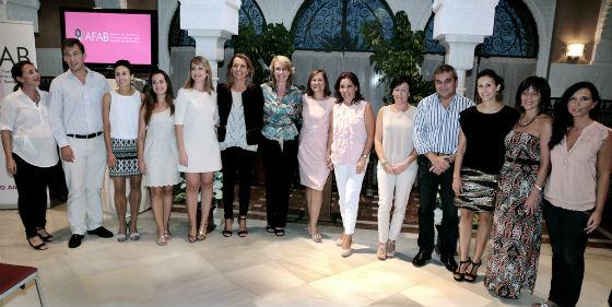 La alcaldesa preside la entrega de premios 'solidarios' en conmemoración del Día Mundial del Alzheimer