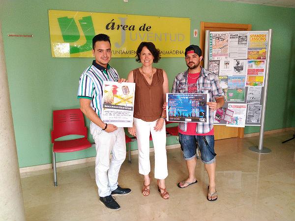 XIV Edición del 'Auditoria Joven 2017' y I Batalla de Gallos 'Feria de San Juan' durante las fiestas patronales