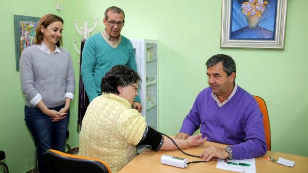 El Centro de Día Anica Torres inaugura su nuevo espacio de Botiquín gracias a la gestión de Bienestar Social y Sanidad