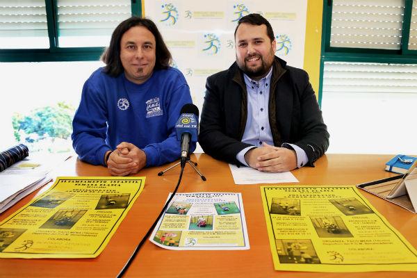 El polideportivo de Arroyo organiza un campamento de Semana Blanca para niños de 3 a 6 años