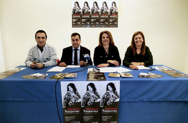El Centro de Exposiciones acogerá a partir del próximo jueves la muestra 'Imperio Argentina, el legado de una estrella'
