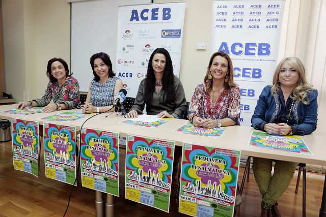 La ACEB organiza el evento 'Primavera en Benalmádena', un outlet de moda y mercado de artesanía