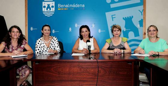 El Plazo para participar en el XIII Premio Mujer Empresaria de Benalmádena 2014 permanecerá abierto hasta el próximo 1 de septiembre