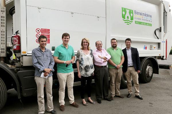 El Ayuntamiento implanta un novedoso sistema telemático en los camiones del servicio de recogida de basura