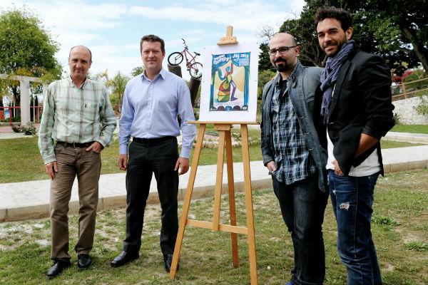 El Parque Innova acogerá el próximo viernes el espectáculo de artes escénicas 'Muesta-T-Day'