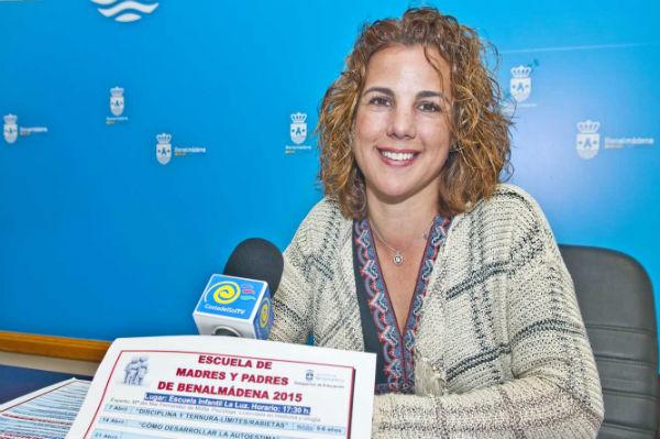 La Escuela de Madres y Padres arrancará el próximo miércoles con la ponencia de la psicóloga Sandra Gamez.