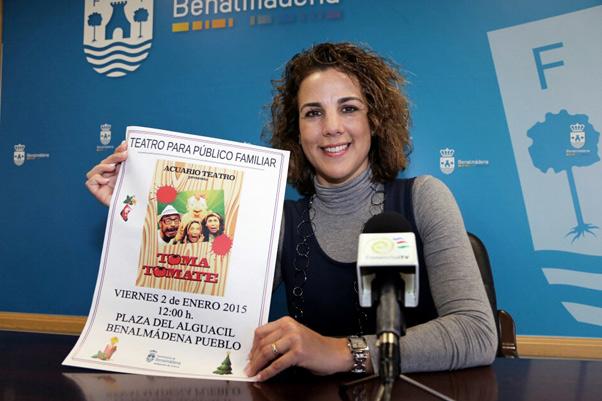 Benalmádena acogerá un nutrido programa de actividades para que los más pequeños disfruten del inicio del año