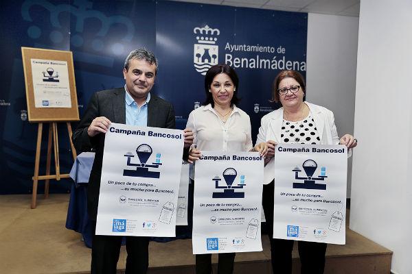 Bancosol pone en marcha una nueva campaña de recogida de alimentos en los supermercados 'Mercadona'