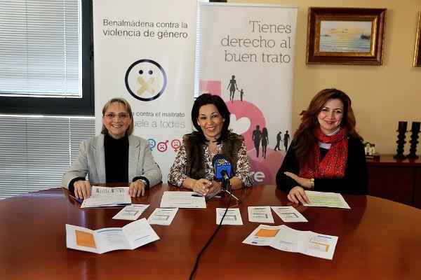 El Ayuntamiento impulsa una campaña de sensibilización en materia de violencia de género y promoción de la igualdad entre empresarios y comerciantes